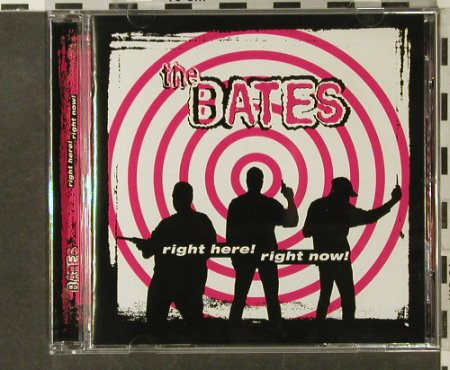 Bates: Right Here!Right Now!, Virgin(), EEC, 1999 - CD - 50358 - 7,50 Euro