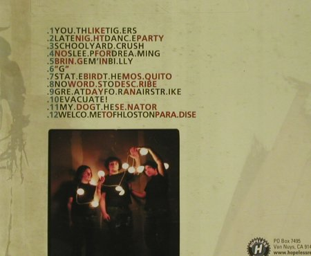 Ever We Fall: We Are But Human, Hopeless(), , 2006 - CD - 50372 - 7,50 Euro