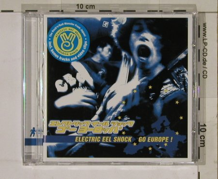 Electric Eel Shock: Go Europe !, ElectricES(), D, 04 - CD - 50388 - 11,50 Euro