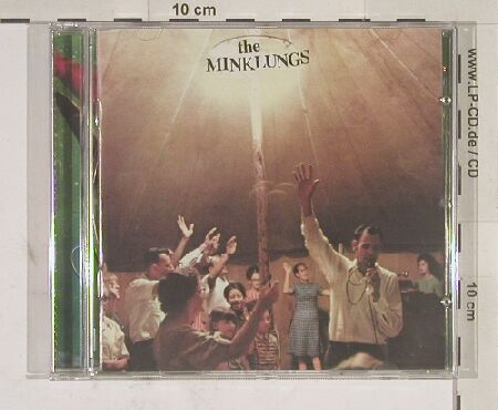 Minklungs, the: The Better Button, Ryko(), UK, 01 - CD - 50411 - 10,00 Euro