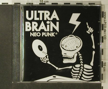 Ultra Brain: Neo Punk, co, V 2(VVR1042962), EU, 2006 - CD - 50418 - 5,00 Euro