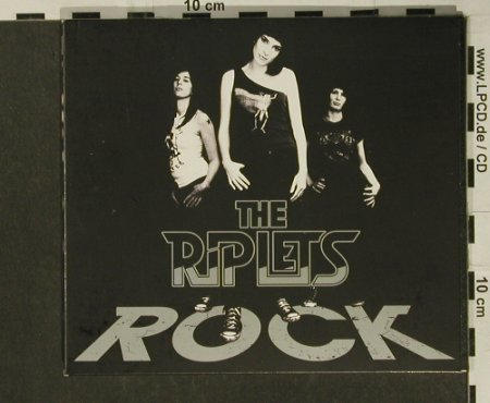 Riplets,The: Rock, Digi, U-Sonic Rec.(USR 7010), EU,  - CD - 50423 - 7,50 Euro