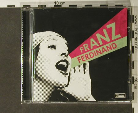Franz Ferdinand: You Could Have It So Much Better, Domino(WIGCD161), EU, 2005 - CD - 50451 - 10,00 Euro
