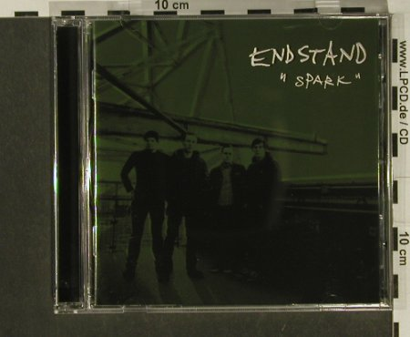 Endstand: Spark, Combat Rock Industry(CRI 050), SF,  - CD - 50480 - 7,50 Euro