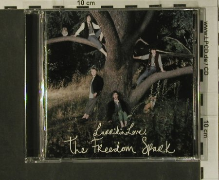 Larrikin Love: The Freedom Spark, Infectious(), , 2006 - CD - 50484 - 7,50 Euro