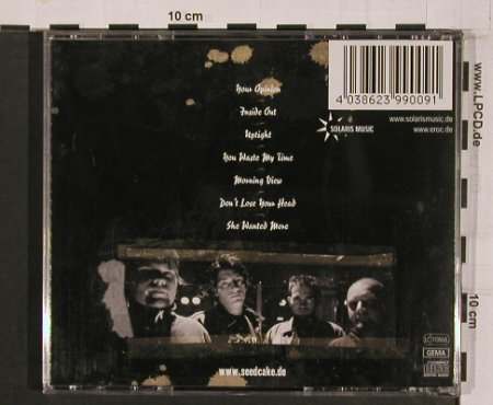 Seedcake: Everything's Not Right, Solaris Music(), D, 2005 - CD - 50535 - 10,00 Euro