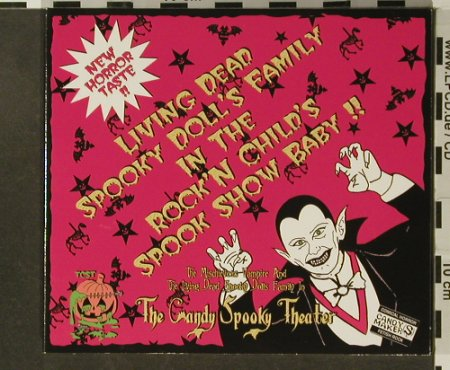 Candy Spooky Theater: Living Dead Spooky Doll's.., Digi, Trisol(), EU, 2007 - CD - 50546 - 7,50 Euro