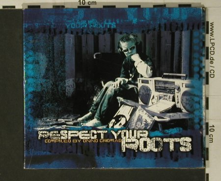 V.A.Respect Your Roots: Angel Crew...Urban Conflict, Digi, I Scream(88.931.05), B, 27 Tr., 2001 - CD - 50555 - 5,00 Euro