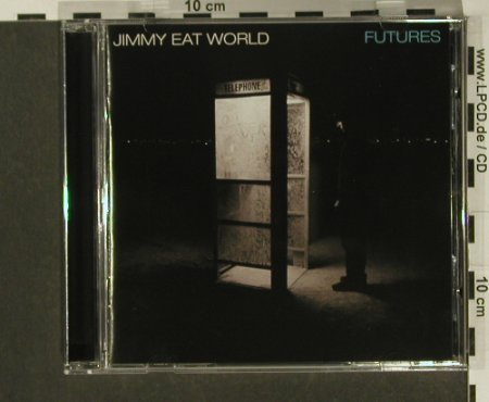 Jimmy Eat World: Futures, Interscope(), EU, 2004 - CD - 50558 - 10,00 Euro