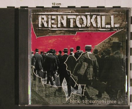 Rentokill: Back to Convenience, Rise or Rust Rec(ROR VII), , 2004 - CD - 50568 - 10,00 Euro