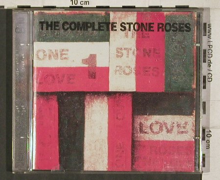 "Stone Roses: The Complete+CD5"", Silvertone(), EC, 1995 - 2CD - 50622 - 5,00 Euro"