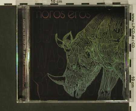 Moros Eros: Jealous Me Was Killed By Curiosity, Victory(), US, co,  - CD - 50653 - 5,00 Euro