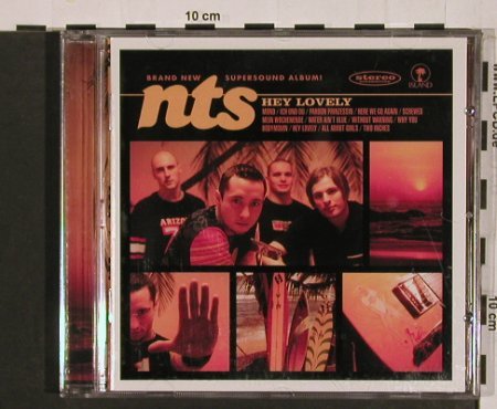 NTS: Hey Loveley, 15 Tr., Island(), EU, 02 - CD - 50686 - 7,50 Euro