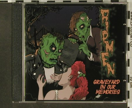 Ripmen: Graveyard in Our Memories, Wolverine(WRR 129), D, 2007 - CD - 50749 - 7,50 Euro