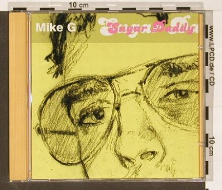 Mike G: Sugar Daddy, Play It Again Seethru(), , 01 - CD - 51050 - 7,50 Euro