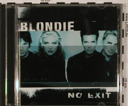 Blondie: No Exit, Beyond(), EEC, 1999 - CD - 51082 - 5,00 Euro