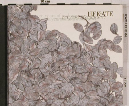 Hek Ate: Ten years of endurance, Digi, Auerbach(), D, 03 - CD - 51166 - 10,00 Euro