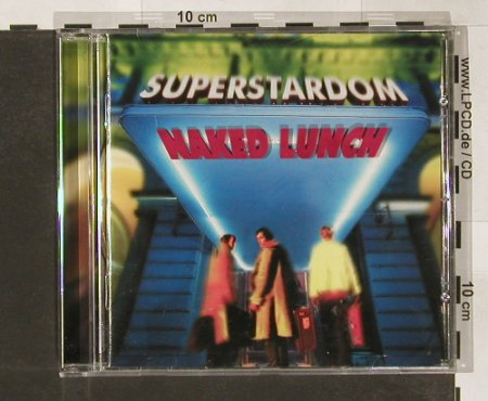 Naked Lunch: Superstardom, Community(), D, 97 - CD - 51235 - 10,00 Euro