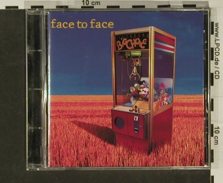 Face To Face: Big Choice, Victory(), D, 95 - CD - 51332 - 5,00 Euro