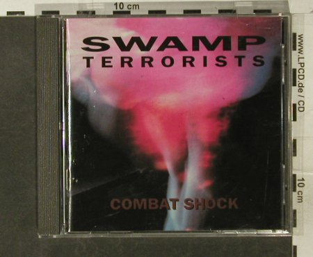 Swamp Terrorists: Combat Shock, Cashbeat(), D, 1993 - CD - 51333 - 7,50 Euro