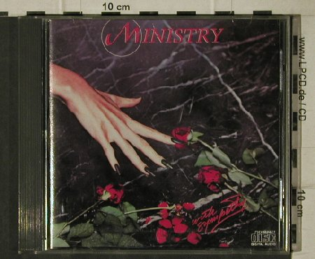 Ministry: With Sympath, Arista(ARCD 8016), US, 1983 - CD - 51438 - 7,50 Euro