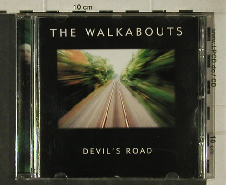Walkabouts: Devil's Road, Virgin(), NL, 1995 - CD - 51441 - 5,00 Euro