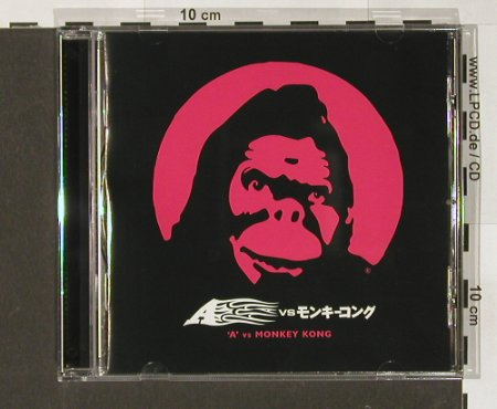 A: vs Monkey Kong, London(), UK, 99 - CD - 51466 - 7,50 Euro