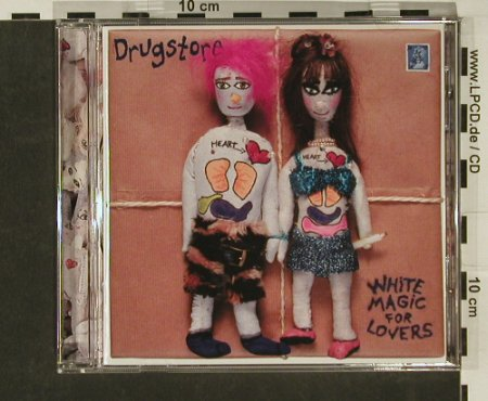 Drugstore: Whire Magic For Lovers, Go!(), , 98 - CD - 51491 - 5,00 Euro
