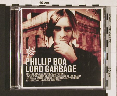 Boa,Phillip: Lord Garbage, Motor(), D, 1998 - CD - 51492 - 5,00 Euro