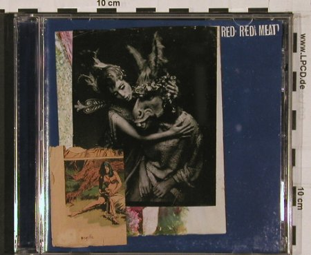 Red Red Meat: Jimmywine Majestic, Sub Pop(08300-2), D,  - CD - 51577 - 7,50 Euro