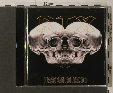 Rtx: Transmaniacon, Drag City(DC271), US, 2004 - CD - 51580 - 10,00 Euro
