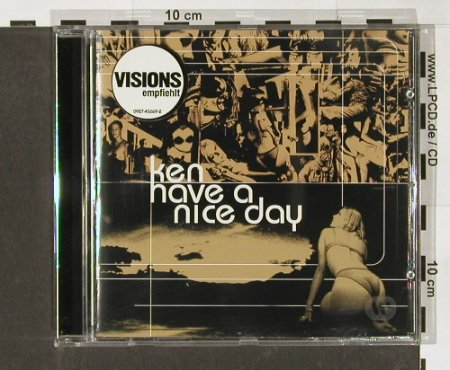 Ken: Have A Nice Day, WEA(), D, 02 - CD - 51639 - 7,50 Euro