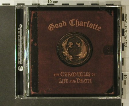 Good Charlotte: The Chronicles Of Life & Death, Epic(517685 9), EU, 2004 - CD - 51656 - 10,00 Euro