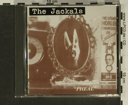 Jackals,The: Pheal, Idaho M.(), AUS, 92 - CD - 51657 - 4,00 Euro