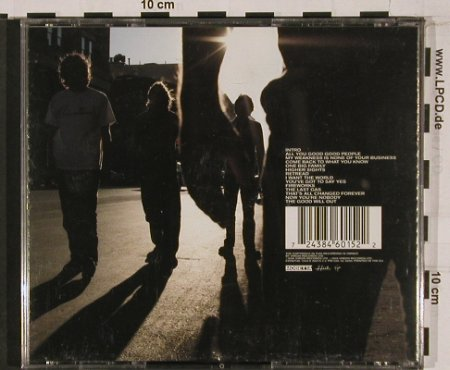 Embrace: The Good Will Out, Virgin(), EEC, 98 - CD - 51767 - 10,00 Euro