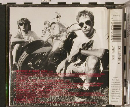 Soul Asylum: Without A Trace+3, Columbia(659580 2), A, 1993 - CD5inch - 51798 - 2,50 Euro