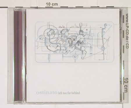 Ostinato: Left Too Far Bebind, Mainstream(EOM14), ,  - CD - 51810 - 10,00 Euro