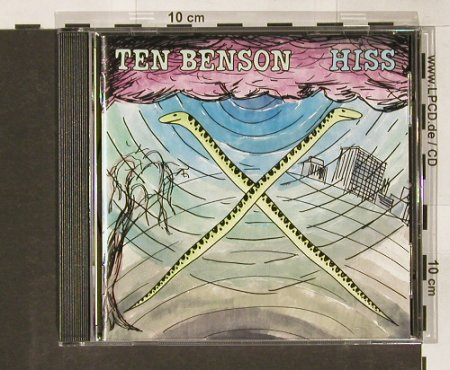 Ten Benson: Hiss, Cottage(), UK, 00 - CD - 51818 - 4,00 Euro