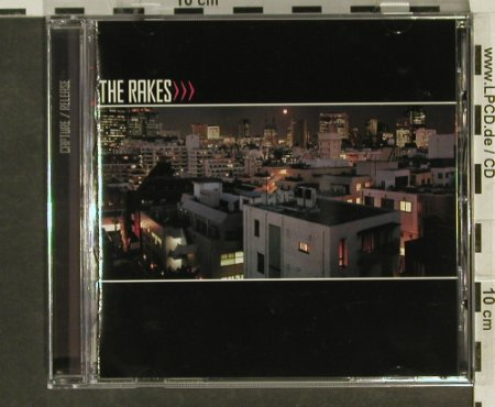 Rakes: Capture/Release, Crossroads(), D, 2005 - CD - 51878 - 10,00 Euro