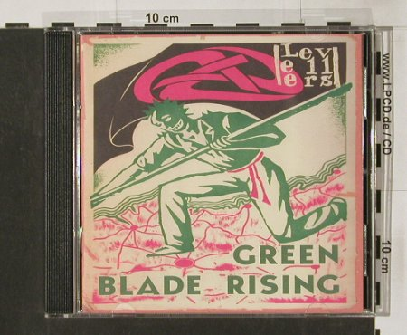 Levellers: Green Blade Rising, Eagle(), D, 02 - CD - 51887 - 10,00 Euro