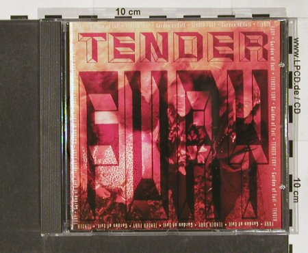 Tender Fury: Garden Of Evil, Emergo(), NL, 89 - CD - 51962 - 5,00 Euro