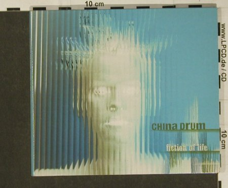 China Drum: Fiction Of Life+3, Digi, Mantra(MNT 21CD2), ,  - CD5inch - 51995 - 2,50 Euro