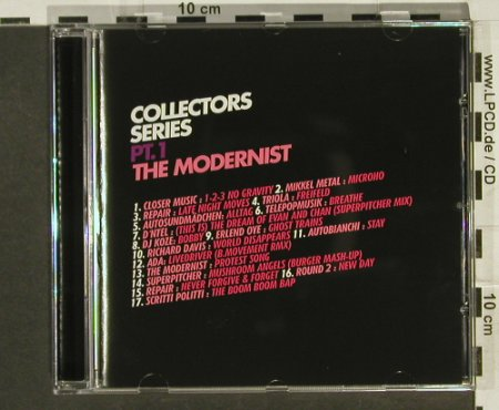 Modernist: Collectors Series PT.1, V.A., Faith Rec.(), , 2006 - CD - 52009 - 10,00 Euro