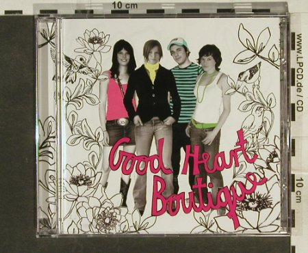 Good Heart Boutique: Fantastic Fan, Staatsakt(), D, 2006 - CD - 52142 - 11,50 Euro