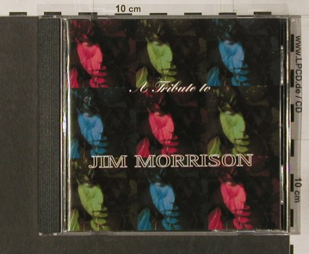 Lizard King: A Tribute to Jim Morrison,16 Tr., Sub Terranean(), D, 93 - CD - 52271 - 5,00 Euro