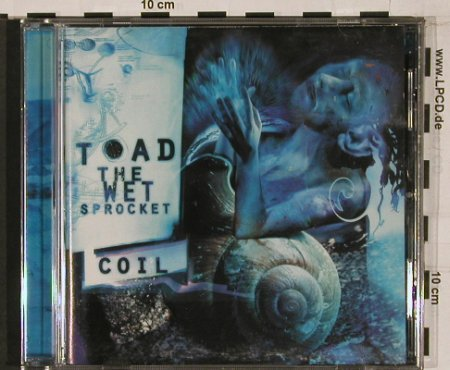 Toad The Wet Sprocket: Coil, Columbia(), A, 1997 - CD - 52449 - 10,00 Euro