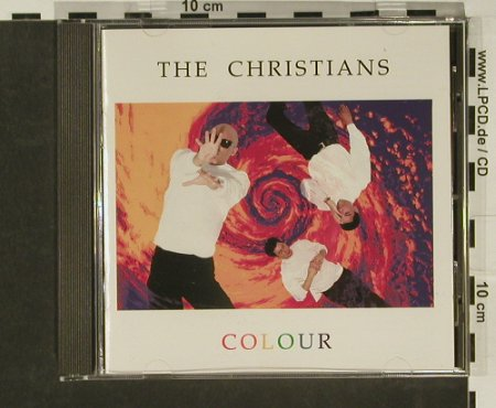 Christians: Colour, Island(), D, 90 - CD - 52480 - 5,00 Euro
