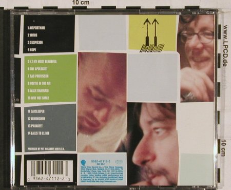 R.E.M.: UP, WB(), D, 1998 - CD - 52565 - 7,50 Euro
