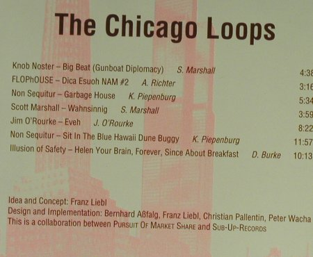 Chicago Loops: Same, Sub Up(SUBcd 606), , 91 - CD - 52574 - 5,00 Euro