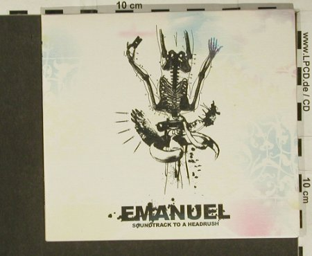 Emanuel: Soundtrack to a Headrush, Digi, Vagrant(), UK, 2005 - CD - 52576 - 5,00 Euro
